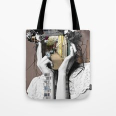 Crazy Woman - Lara Lisa Bella Tote Bag