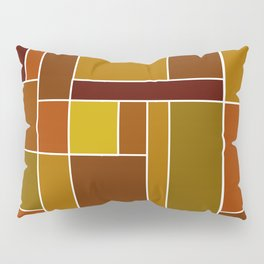 Abstract #488 Pillow Sham