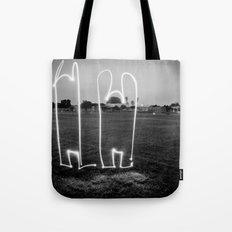 The Wave W/JMR1 Tote Bag