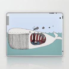 I valfiskens mage Laptop & iPad Skin