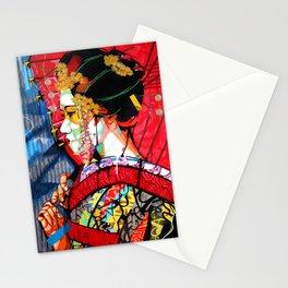 American Geisha Stationery Cards