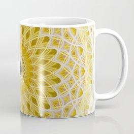Honey and milk mandala Coffee Mug