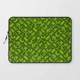 Control Your Game - Tradewinds Lime Laptop Sleeve