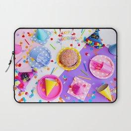 Birthday Party Laptop Sleeve