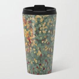 Abstract sunny landscape Travel Mug
