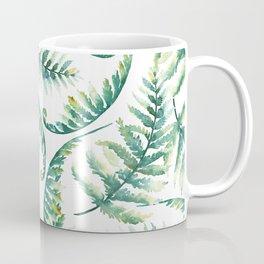 Woodland Ferns Coffee Mug