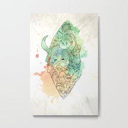 Goblins Metal Print