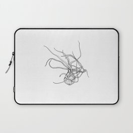 Tillandsia Bulbosa. Airplant Laptop Sleeve