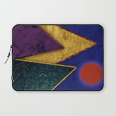 Abstract #424 Laptop Sleeve