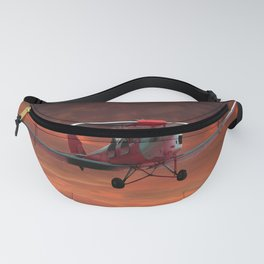 Two Seater Tigermoth Fanny Pack