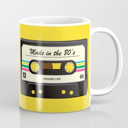Made in the 80's Coffee Mug