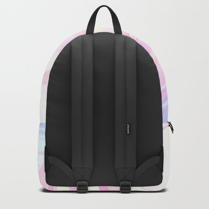 Summer seaside beach Backpack
