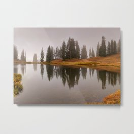 Colorado Fall Colors Panorama Metal Print