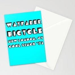 Cool Since '72 Aqua Stationery Cards