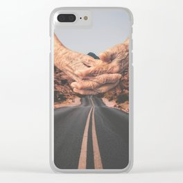Life, toll Clear iPhone Case