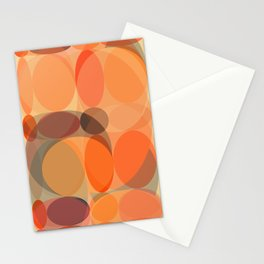 Faded Lights Stationery Cards