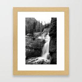 Before Nature Shall Claim Me Framed Art Print