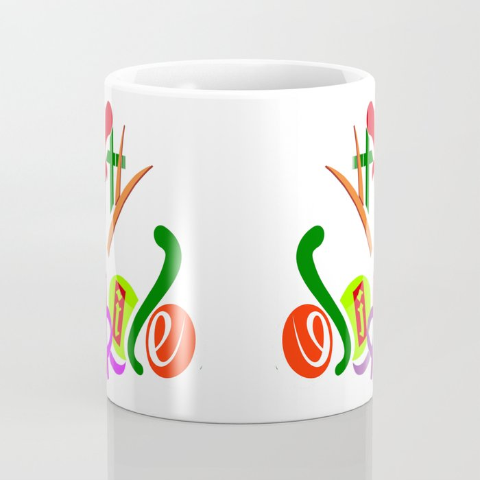 Lefty Pride Coffee Mug