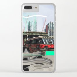 511 Bathurst Clear iPhone Case