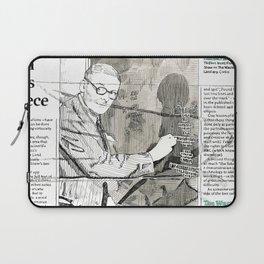 T.S. Eliot Laptop Sleeve