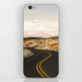 Misleading Lines, Valley of Fire iPhone Skin