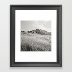 Landscape of my memory Framed Art Print