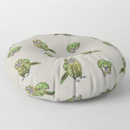 Kakapo Floor Pillow