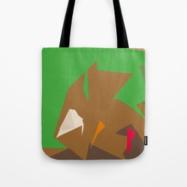 Mistakes away Tote Bag