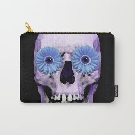 Day Of The Dead 2 by Sharon Cummings Carry-All Pouch