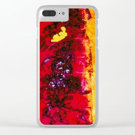 STRAVINSKY: Fingals Cave       by Kay Lipton Clear iPhone Case