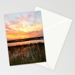 Sunset And Reflections Stationery Cards