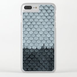 SHELTER / Slate Clear iPhone Case