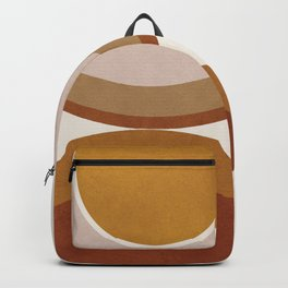 Modern Geometry Backpack