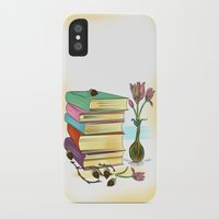 books iPhone & iPod Cases featuring Books by famenxt