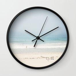 Sun and Fun Redondo Beach Wall Clock