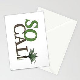 SoCali  Stationery Cards
