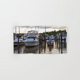 Chesapeake Docks Hand & Bath Towel