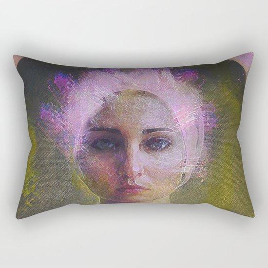 prima ballerina Rectangular Pillow