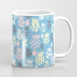 It's raining pineapples Coffee Mug
