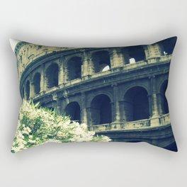 Summer in the Center Rectangular Pillow