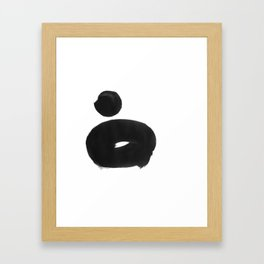 #002 Framed Art Print