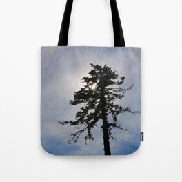 Today, I am Alone. Tote Bag