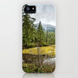 No Man's Land iPhone Case