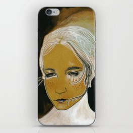 you and i and us (sen, ben, ve biz) iPhone Skin