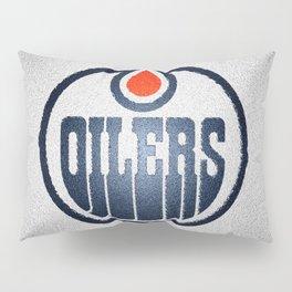 OilersLogo Pillow Sham