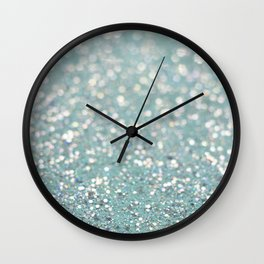 Mermaid's Lair Wall Clock