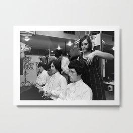 The Kinks poster print Metal Print