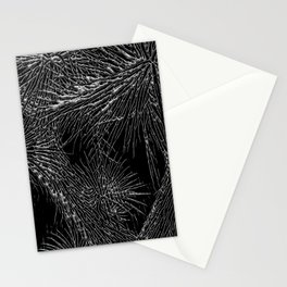 Joshua Tree Silver by CREYES Stationery Cards