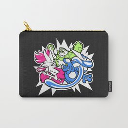 Triple Threat Carry-All Pouch
