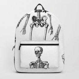 Three Skeletons Backpack